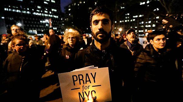 Strafantrag gegen mutmaßlichen Attentäter von New York