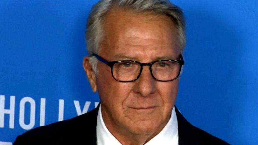 Dustin Hoffman acusado de assédio sexual