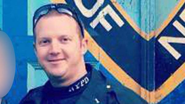 NYPD officer hailed as humble hero