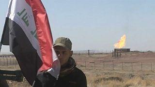 Iraki-kurd szembenállás az olaj miatt