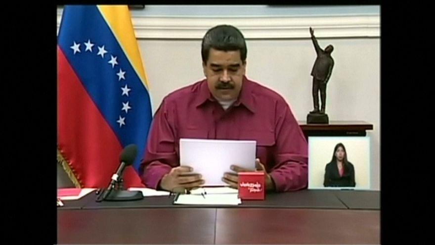 Βενεζουέλα: Μέτρα Μαδούρο για την τόνωση της οικονομίας