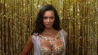 Brazil modell viseli idén a Victoria's Secret kétmillió dolláros fantáziamelltartóját