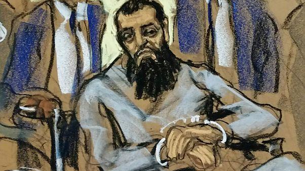 ABD Başkanı Trump New York saldırganı için idam istedi