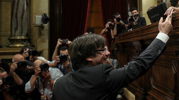 El trágico destino de los presidentes de Cataluña