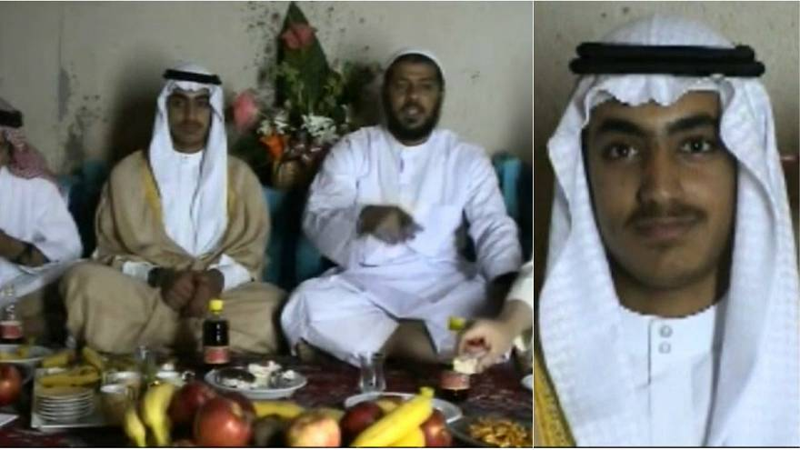 فيديو غير مسبوق لحفل زفاف حمزة بن لادن