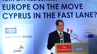 Λευκωσία – Συνέδριο Economist: «Μετατρέψαμε την κρίση σε ευκαιρία»