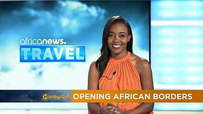 Opening African borders [Travel]