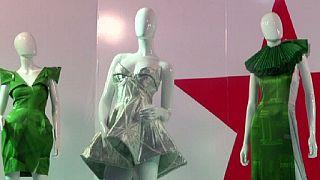 Des créations africaines exposées à la fashion week de Lagos [no comment]