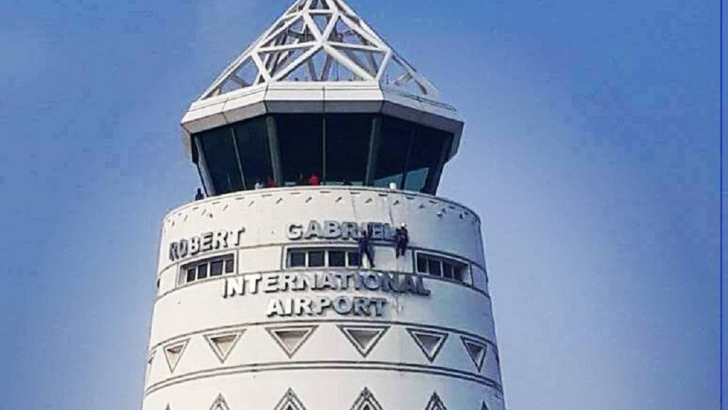 Image result for Mugabe airport