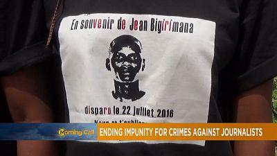 En finir avec l'impunité des crimes contre les journalistes [The Morning Call]