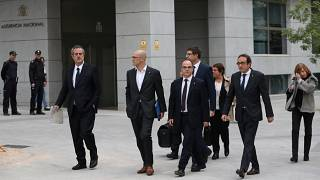 Spain's high court jails Catalonia's secessionist leaders ahead of trial