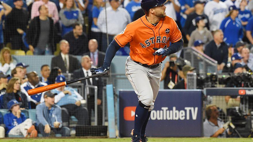 "Houston Astros conquistam ""World Series"" de basebol"