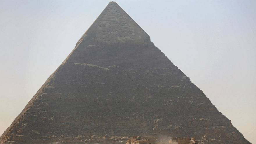 کشف حیرت انگیز در هرم بزرگ خئوپس در مصر