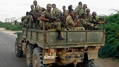 Hundreds of Ethiopian troops enter Somalia to back fight against Shabaab