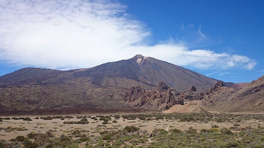 22 Beben in 4 Tagen: Bricht Vulkan Teide auf Teneriffa bald aus?