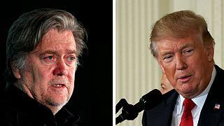 استیو بنن: احتمال استیضاح ترامپ جدی است