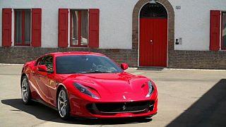 Ferrari: trimestrale record, al rialzo stime 2017