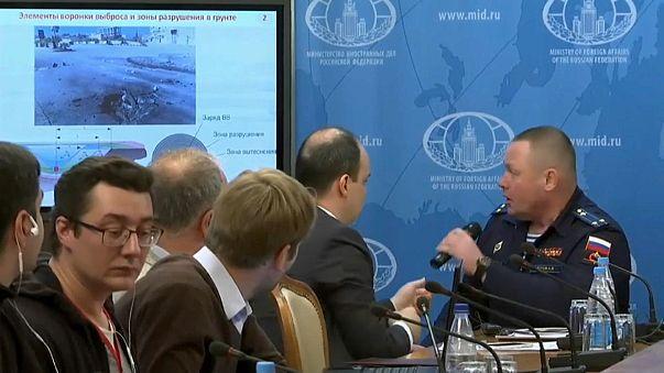 موسكو تسعى الى تجميد القرار الاممي الذي يتهم دمشق باستعمال الكيماوي