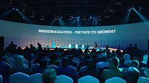 Plaidoyer pour l'industrialisation de l'Afrique au global forum business de Dubaï