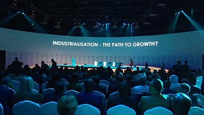 Plaidoyer pour l'industrialisation de l'Afrique au global forum business de Dubaï