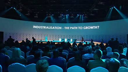African leaders urged to embrace industrialisation at Dubai business forum