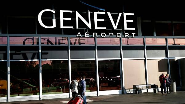 The Great Escape: Seven-year-old runaway boards plane at Geneva airport before being spotted by police