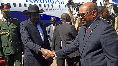 """Salva Kiir : le Soudan est une """"source d'armes"""" utilisées au Soudan du Sud"""