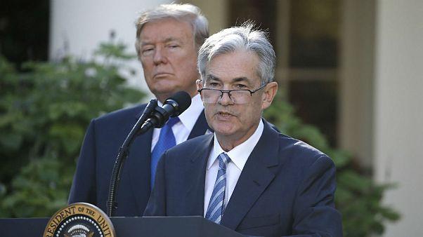 دونالد ترامپ یک میلیونر را بعنوان رییس بانک مرکزی آمریکا انتخاب کرد