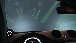 Laser anti-nebbia, progetto italiano