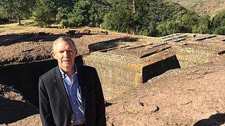 [Photos] U.S. museum expert savours Ethiopia's Lalibela Heritage Site