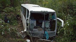 Malawi : 18 militaires tués dans un accident de la route