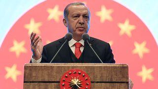 «Όσο κυβερνά ο Ερντογάν, η Τουρκία δεν πρόκειται να γίνει μέλος της ΕΕ»