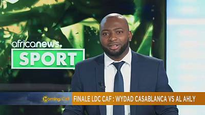 CAF Champions League final match report 04 November 2017