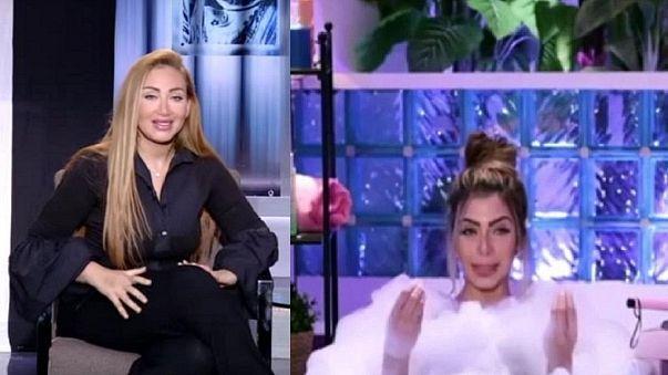 Börtönre ítélték az egyiptomi műsorvezetőt, aki egyedülálló anyák terhességéről beszélt