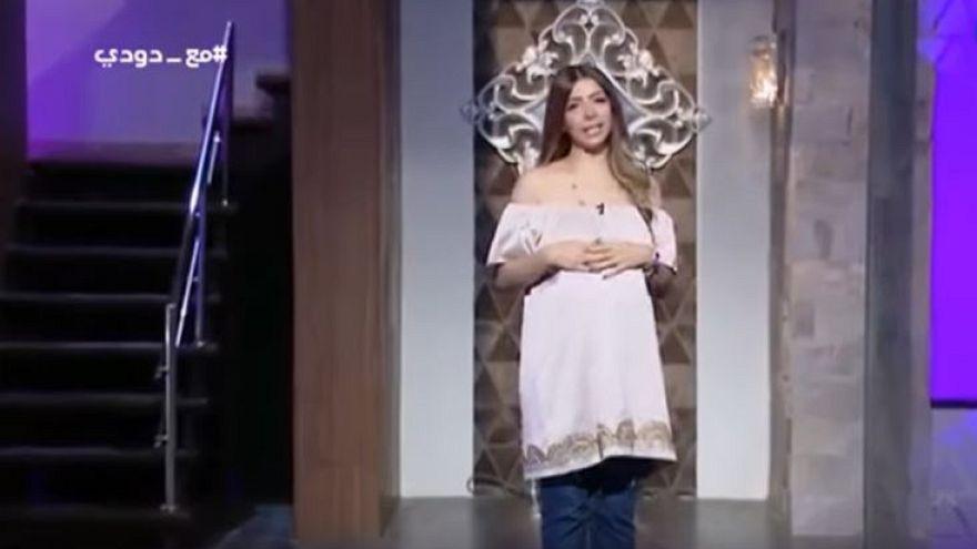 """""""الحمل بدون زواج"""" يعَرَّض مذيعة مصرية للسجن"""