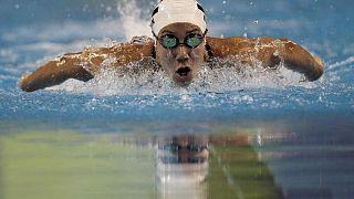 مصرية تفوز بجائزة أفضل رياضية افريقية