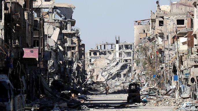 Syrien: IS aus letzter Hochburg vertrieben