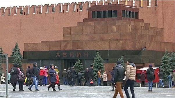 Rusia se prepara para celebrar el centenario de la Revolución de Octubre