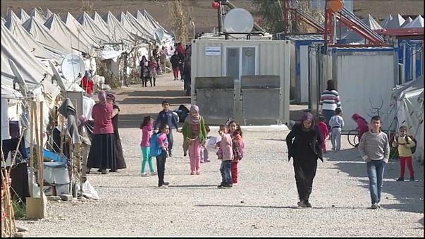 Refugiados sirios explotados en fábricas turcas