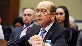 Image: U.S. Commerce Secretary Wilbur Ross testifies at a House Oversight a