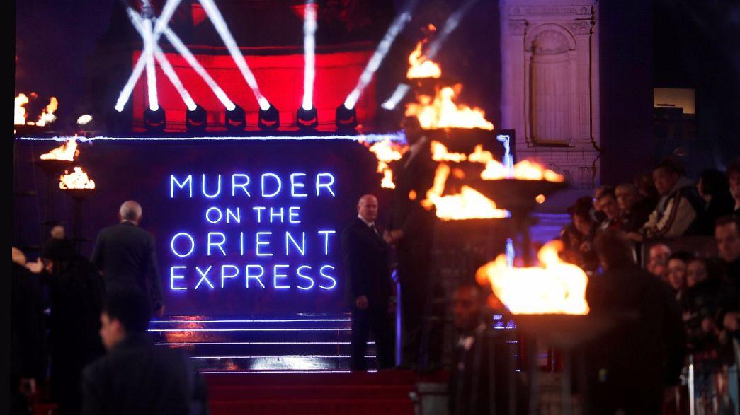 """La premiere di """"Assassinio sull'Orient Express"""""""