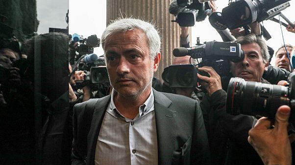 Mourinho enfrenta justiça espanhola