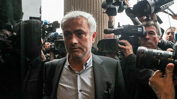 Mourinho se enfrenta a la justicia española