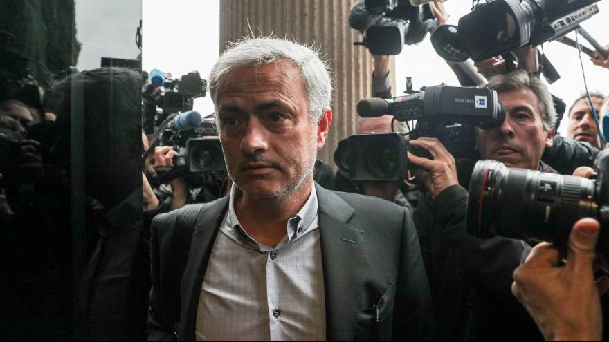 Mourinho facing tax fraud charges
