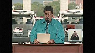 """Maduro kündigt """"Restrukturierung"""" der venezolanischen Staatsschulden an"""