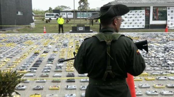 Patto Onu-Colombia per la lotta al business della cocaina