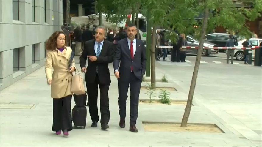 """Santi Vila sale de la cárcel tras pagar la fianza: """"es una situación terrible"""""""