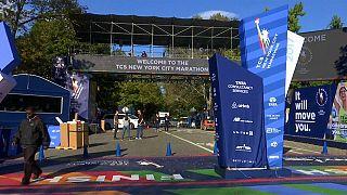 Szigorú biztonsági intézkedések a New York-i maratonon