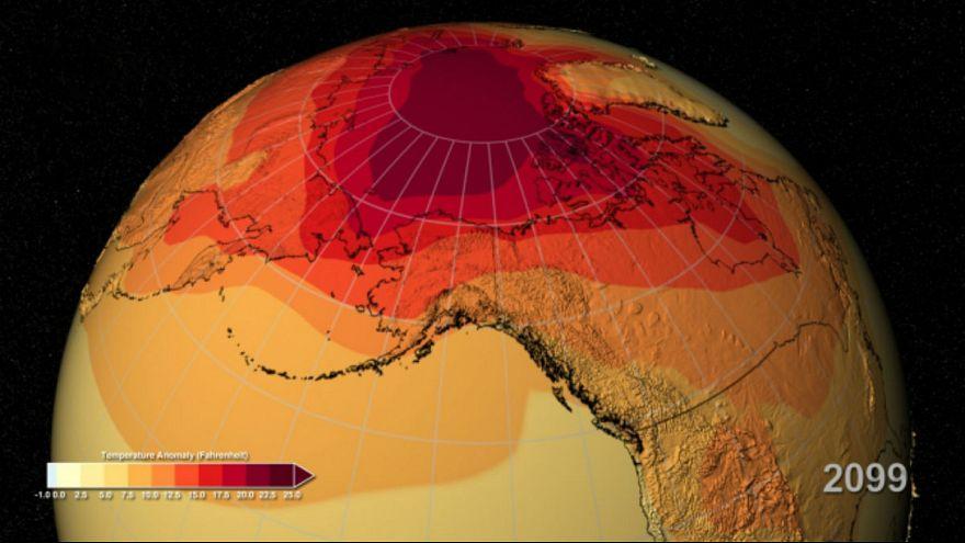افزایش دمای کره زمین؛ کدام شهرها زیر آب میروند؟