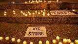 Manhattan kurbanları anıldı